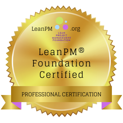 LeanPM-Foundation Digital Badge